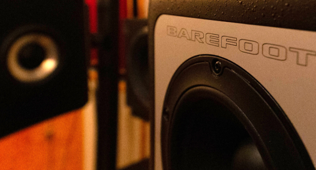 Barefoot MM27 Gen 2 Pro Audio Master Tweeter and Bass Driver in the Hudson Valley, New York
